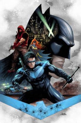 Découvrez toutes les variant covers des titres DC de décembre 2018 22