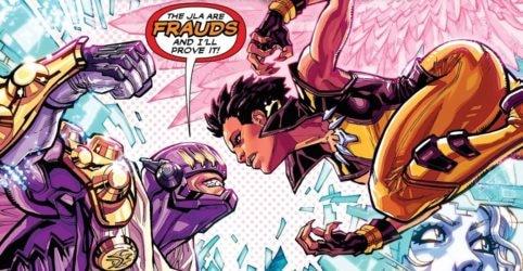 Justice League Récit Complet #10 image1