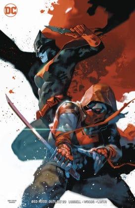 Découvrez toutes les variant covers des titres DC de décembre 2018 23