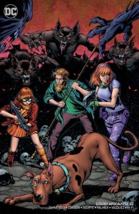 Découvrez toutes les variant covers des titres DC de décembre 2018 24