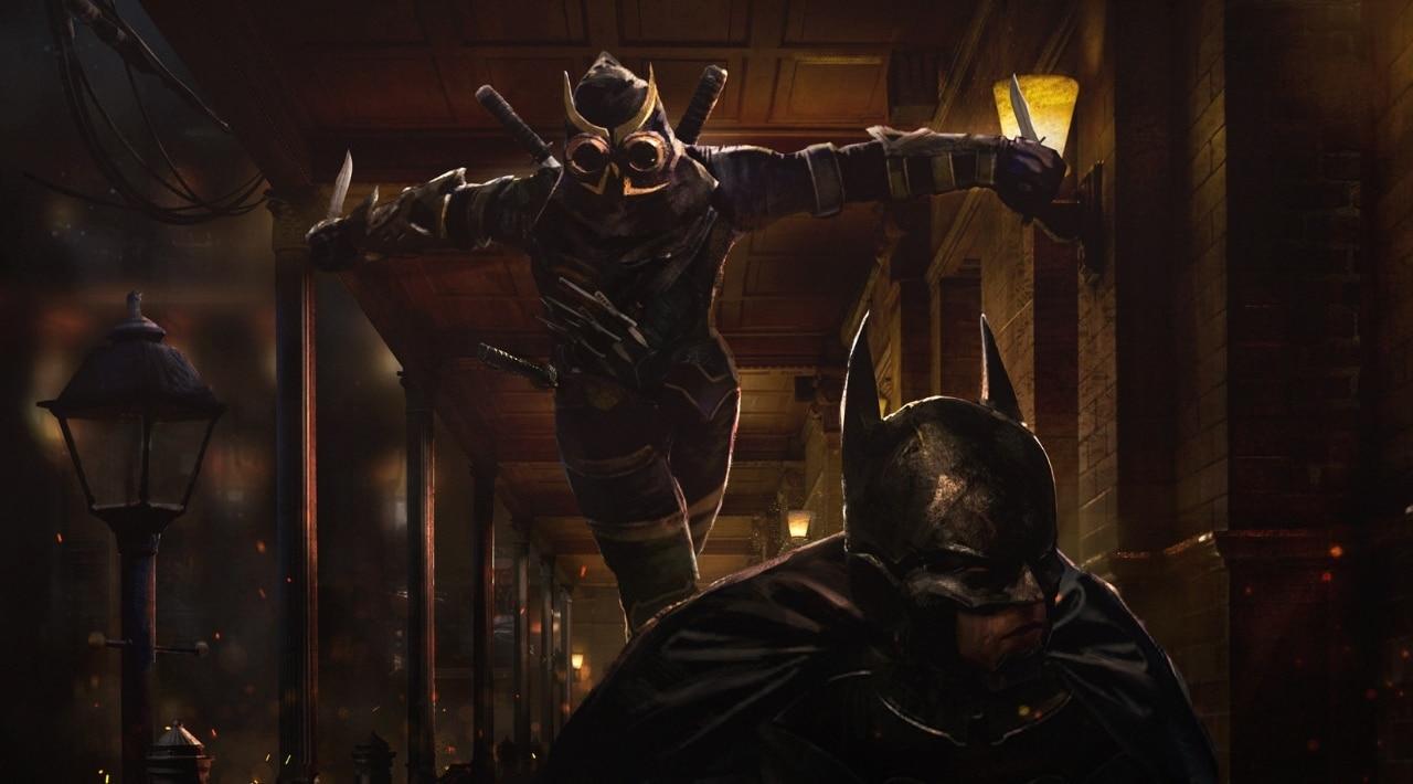 Quelques concept arts appuient la rumeur d'un jeu Batman avec la ...