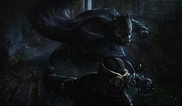 Quelques concept arts appuient la rumeur d'un jeu Batman avec la Court of Owls 3