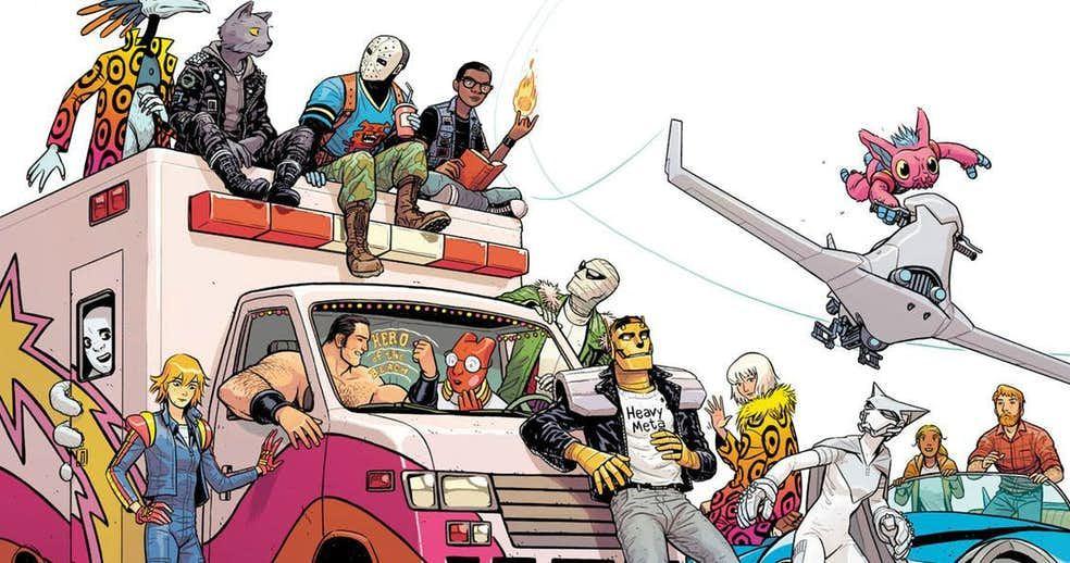 Dossier – 2018, une année chez DC Comics - Partie 2 : Printemps
