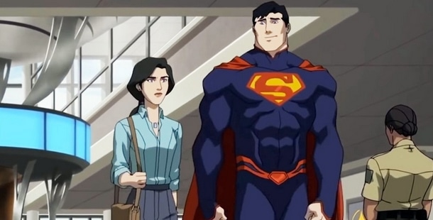 Review TV - The Death of Superman 1