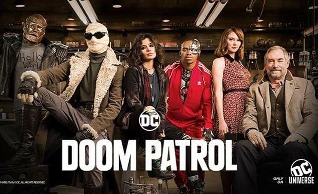 Doom Patrol présente ses personnages dans de courtes vidéos promotionnelles 1