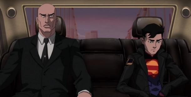 Review TV - Reign of the Supermen 2