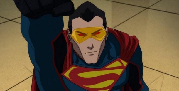 Review TV - Reign of the Supermen 1