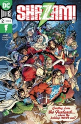 HIGHLIGHTS DE LA SEMAINE #36 (Rebirth, Vertigo) 2
