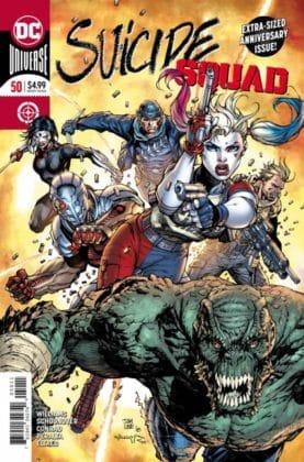 Preview VO - Suicide Squad #50 (dernier numéro) 1