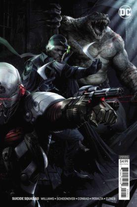 Preview VO - Suicide Squad #50 (dernier numéro) 2