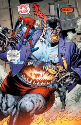 Preview VO - Suicide Squad #50 (dernier numéro) 3