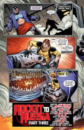 Preview VO - Suicide Squad #50 (dernier numéro) 4