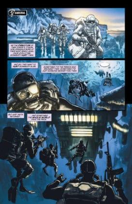 Preview VO - Suicide Squad #50 (dernier numéro) 6
