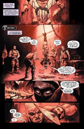 Preview VO - Suicide Squad #50 (dernier numéro) 7