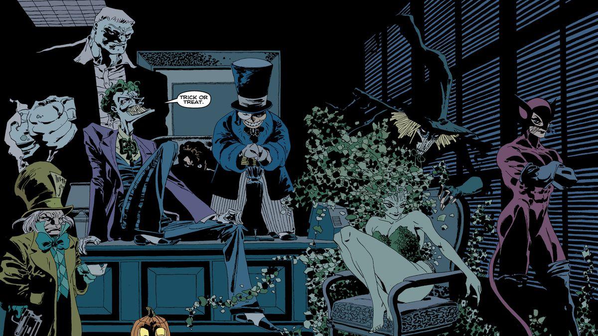 Un diptyque animé Batman : The Long Halloween serait en développement 1