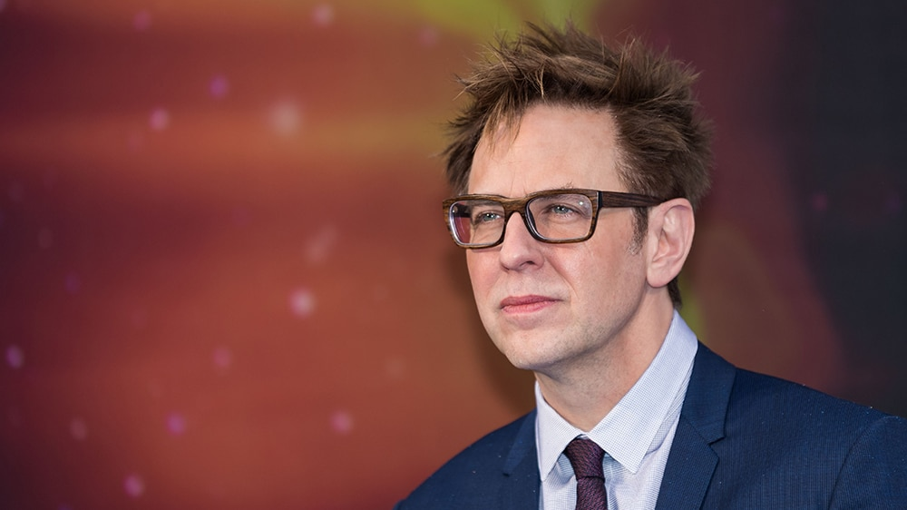 Mandatory Credit: Photo by Vianney Le Caer/REX/Shutterstock (8628323h)<br /> James Gunn<br /> 'Guardians of the Galaxy Vol.2' film premiere, Arrivals, London, UK - 24 Apr 2017