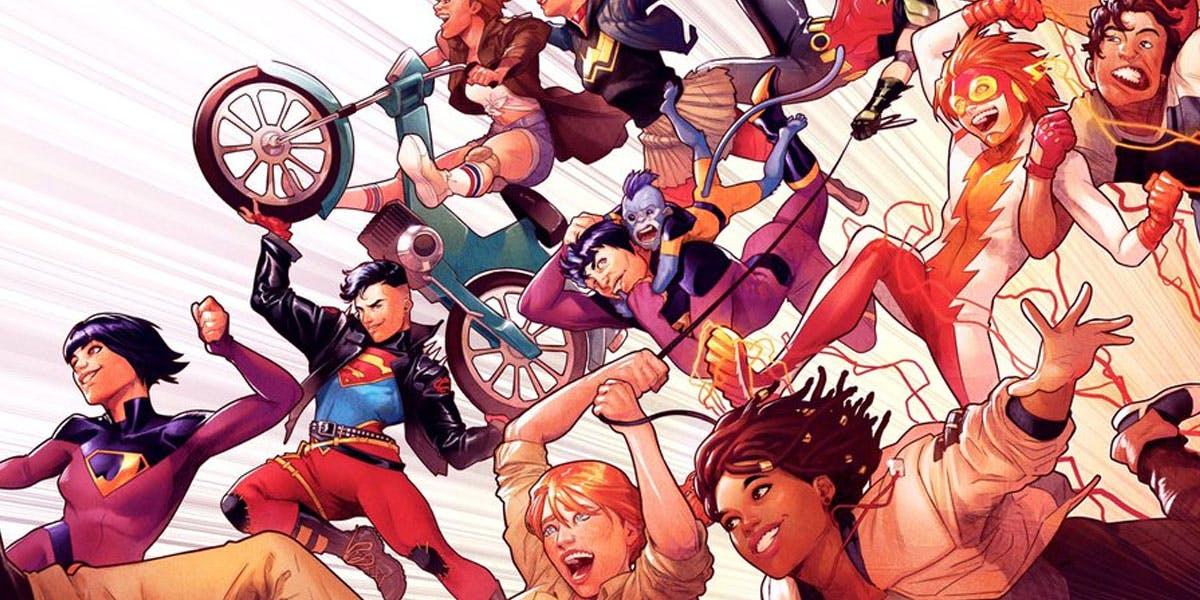 Dossier – 2018, une année chez DC Comics - Partie 4 : Automne