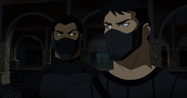 Review TV - Young Justice : Outsiders (3 premier épisodes) 2