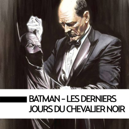 Urban sortira Mr Miracle, Six Jours et Batman : Les derniers jours du chevalier noir en mai 2