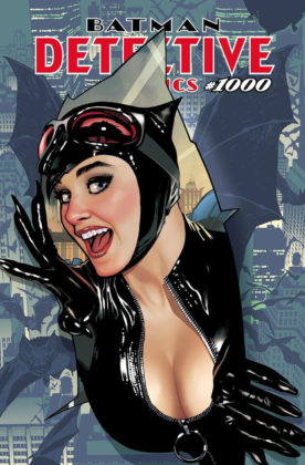 Découvrez toutes les variant covers pour Detective Comics #1000 1