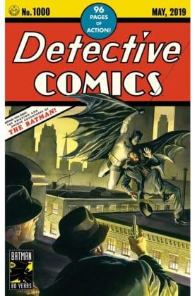 Découvrez toutes les variant covers pour Detective Comics #1000 2