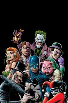 Découvrez toutes les variant covers pour Detective Comics #1000 6