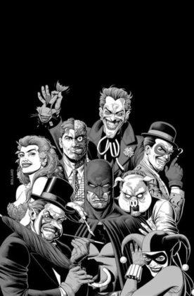 Découvrez toutes les variant covers pour Detective Comics #1000 7