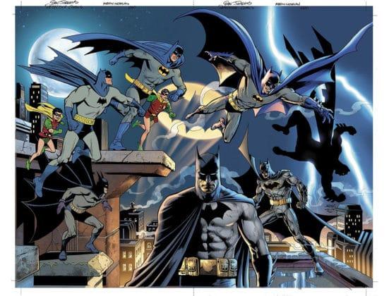 Découvrez toutes les variant covers pour Detective Comics #1000 8