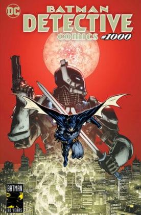 Découvrez toutes les variant covers pour Detective Comics #1000 10