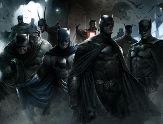 Découvrez toutes les variant covers pour Detective Comics #1000 11