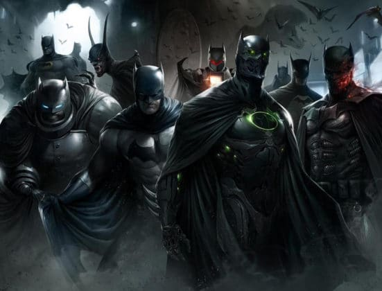 Découvrez toutes les variant covers pour Detective Comics #1000 12