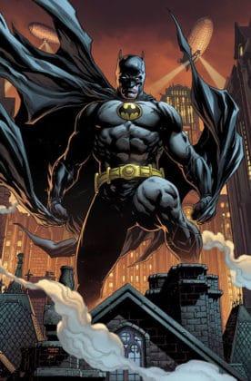 Découvrez toutes les variant covers pour Detective Comics #1000 14