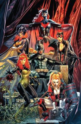 Découvrez toutes les variant covers pour Detective Comics #1000 15