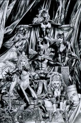 Découvrez toutes les variant covers pour Detective Comics #1000 16