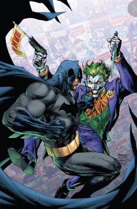 Découvrez toutes les variant covers pour Detective Comics #1000 21