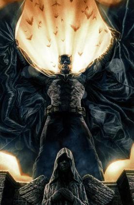 Découvrez toutes les variant covers pour Detective Comics #1000 23