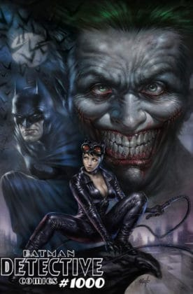 Découvrez toutes les variant covers pour Detective Comics #1000 24