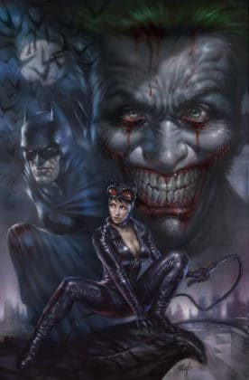 Découvrez toutes les variant covers pour Detective Comics #1000 25