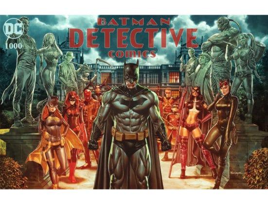 Découvrez toutes les variant covers pour Detective Comics #1000 26