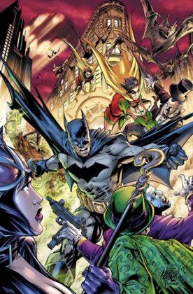Découvrez toutes les variant covers pour Detective Comics #1000 27