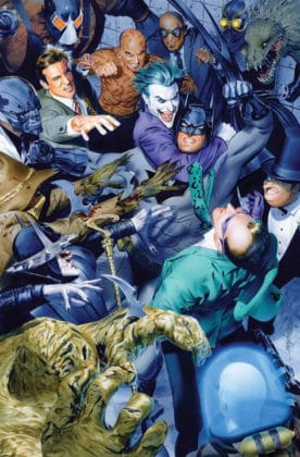 Découvrez toutes les variant covers pour Detective Comics #1000 28