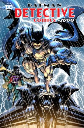 Découvrez toutes les variant covers pour Detective Comics #1000 31