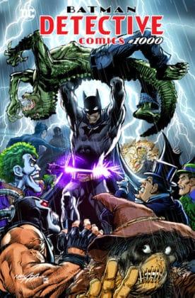 Découvrez toutes les variant covers pour Detective Comics #1000 32