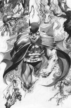 Découvrez toutes les variant covers pour Detective Comics #1000 33
