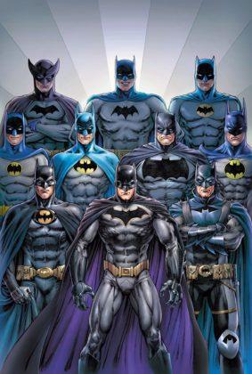 Découvrez toutes les variant covers pour Detective Comics #1000 34