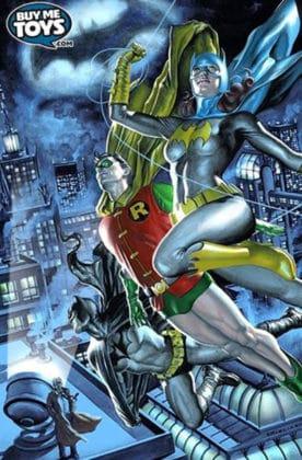Découvrez toutes les variant covers pour Detective Comics #1000 36