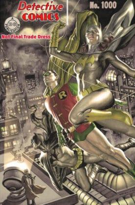 Découvrez toutes les variant covers pour Detective Comics #1000 37
