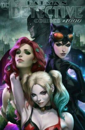Découvrez toutes les variant covers pour Detective Comics #1000 38