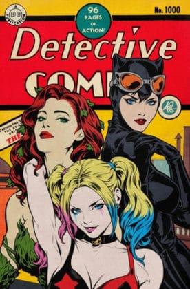 Découvrez toutes les variant covers pour Detective Comics #1000 39
