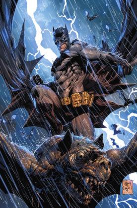 Tony Daniel Batman 86